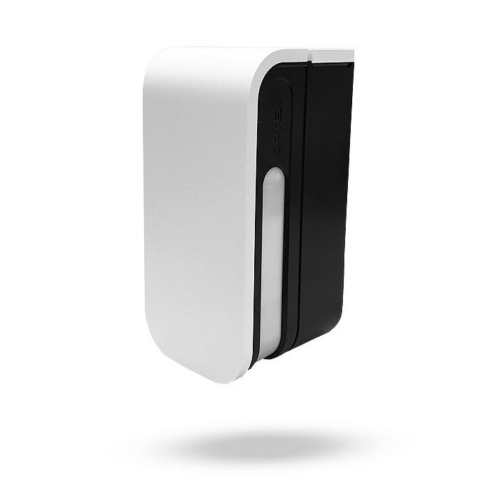 Detector de cortina exterior doble PIR con transmisor alarma Ajax CURTEX