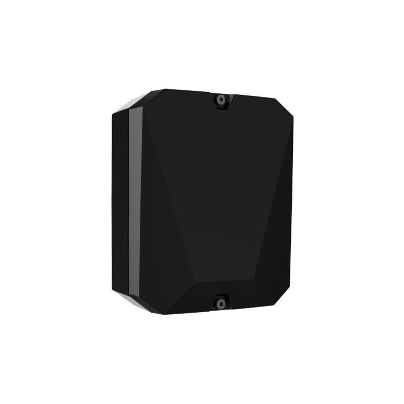 Módulo para alarma sin cuotas cableada AJAX MULTITRANSMITTER BLACK